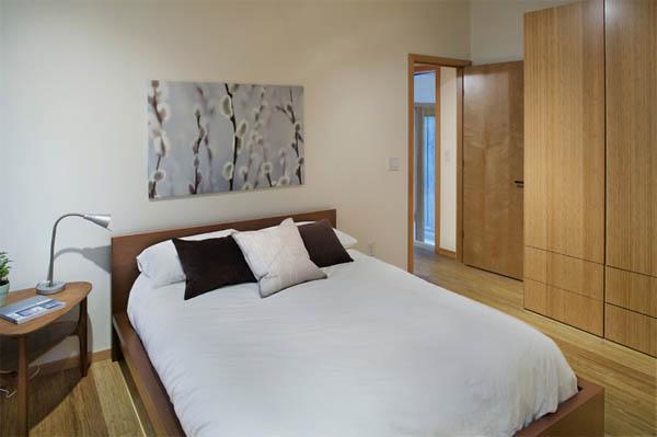 ห้องนอนสบาย ธรรมชาติ