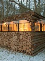 บ้านไม้ กระท่อมไม้