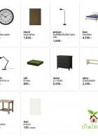 ราคาสินค้า โบร์ชัวร์อีเกีย IKEA 2012