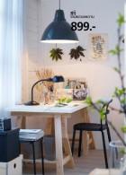 อีเกีย IKEA โต๊ะทำงาน ห้องทำงาน