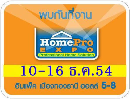 homepro expo 2011