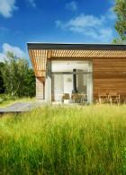 ระแนงไม้ แบบบ้านไม้