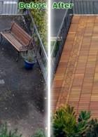 Decking Tile Terrace