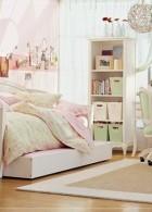 แบบห้องนอนสีชมพูด