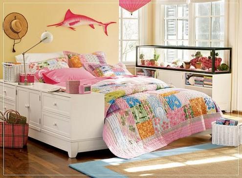 แบบห้องนอนผู้หญิง