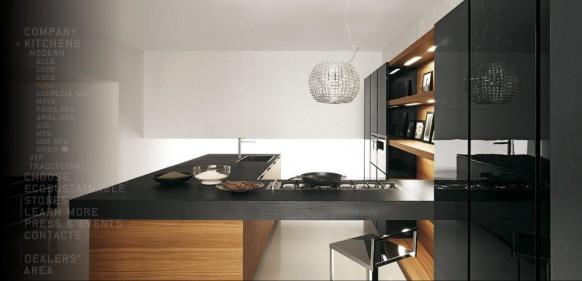 แบบครัว สไตล์โมเดิร์น คลาสิค kitchen-designer 6