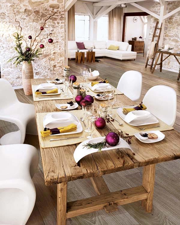 แบบโต๊ะอาหาร