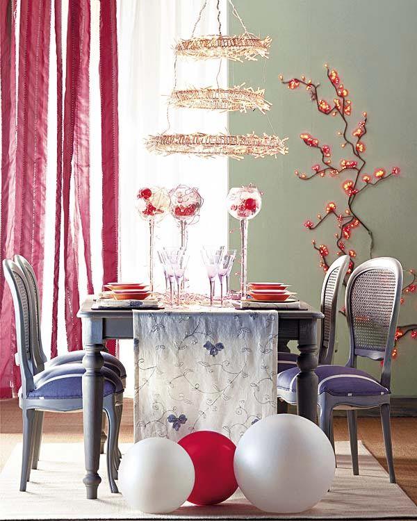 รูปภาพ โต๊ะรับประทานอาหาร table-Interiors-ideas