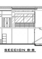 แบบแปลนบ้าน2ชั้น B-B