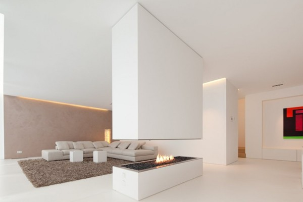 living room-modern-interior