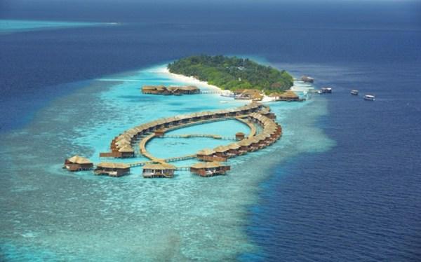 เที่ยวหมูเกาะมัลดิฟส์