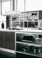 ตกแต่งห้องครัว สไตล์โมเดิร์น modern-island-kitchen-3