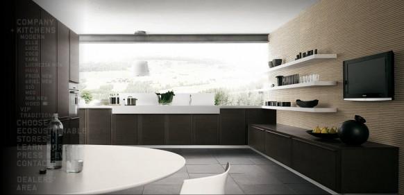 ออกแบบห้องครัว - kitchen design 1