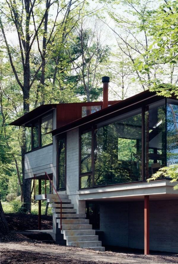ออกแบบบ้าน ยกพื้นสูง