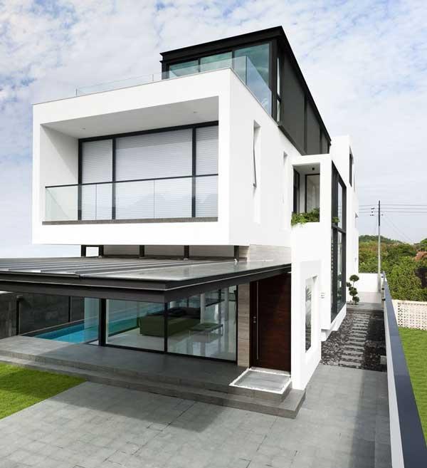 ออกแบบบ้าน ทาวน์โฮม 3 ชั้น townhouse-design-plan