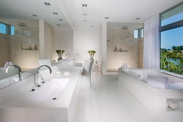 showers Bathroom decor แบบห้องน้ำ