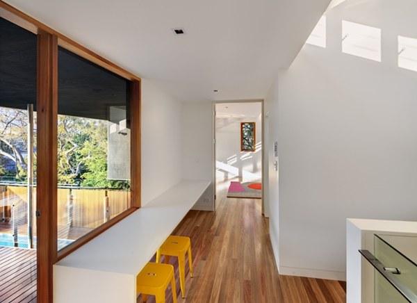 ออกแบบบ้าน ทางเดิน