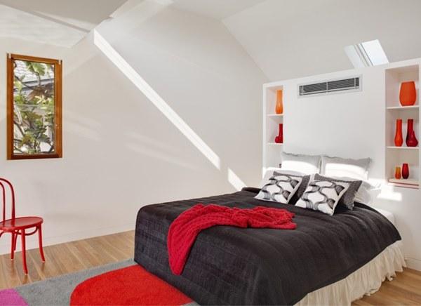 แบบห้องนอน บ้านไม้