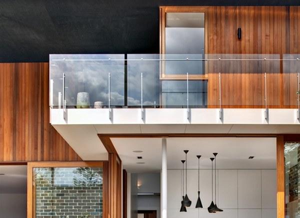 ออกแบบระเบียงบ้าน
