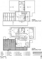 แปลนบ้านฟรี บ้านไม้ 2 ชั้น สไตล์รีสอร์ท