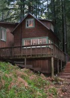 แบบบ้านไม้ พื้นที่ ต่างระดับ