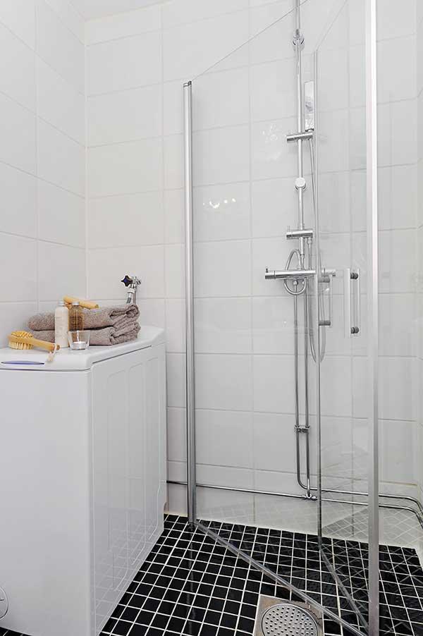 ตกแต่ง แบบ ห้องน้ำ สีขาว