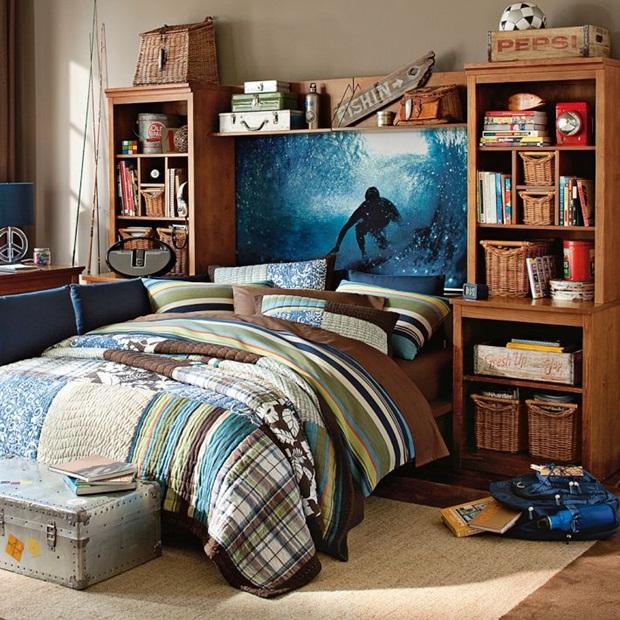รูป ภาพ ห้องนอนขนาดเล็ก
