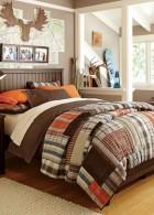 ห้องนอน สีขาว สไตล์วินเทจ