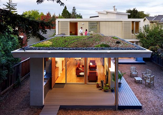 แบบบ้าน Eco Home ประหยัดพลังงาน