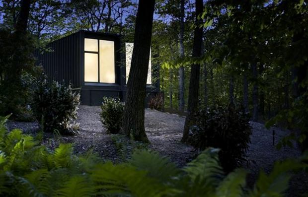 แบบบ้าน ตู้ container สร้างบ้าน