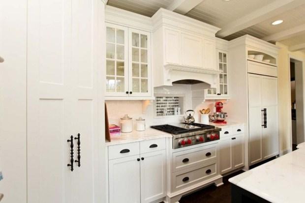 แบบห้องครัว ตกแต่ง สไตล์วินเทจ