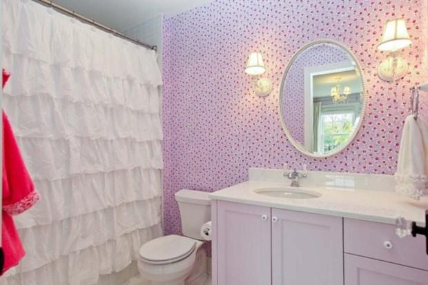 แบบห้องน้ำ ตกแต่ง สไตล์วินเทจ