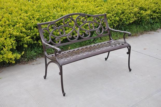 เก้าอี้ อลูมิเนียม ตกแต่งสวน กลางแจ้ง