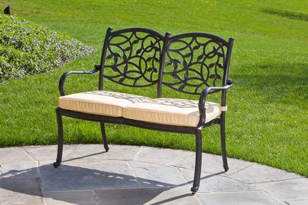 เก้าอี้ เฟอร์นิเจอร์ เหล็ก ตกแต่งสวน
