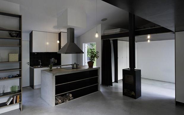 ตกแต่ง แบบ ห้องครัว ขนาดเล็ก