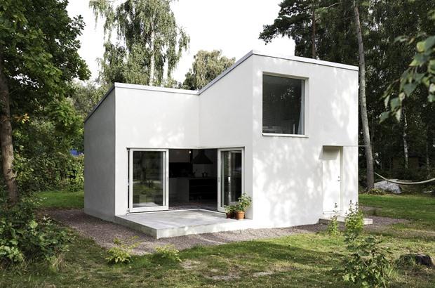 ออกแบบบ้าน หลังเล็กๆ ประหยัดงบประมาณ
