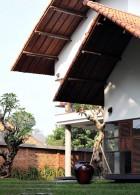 หลังคาบ้าน แบบบ้านทรงไทยมีใต้ถุน