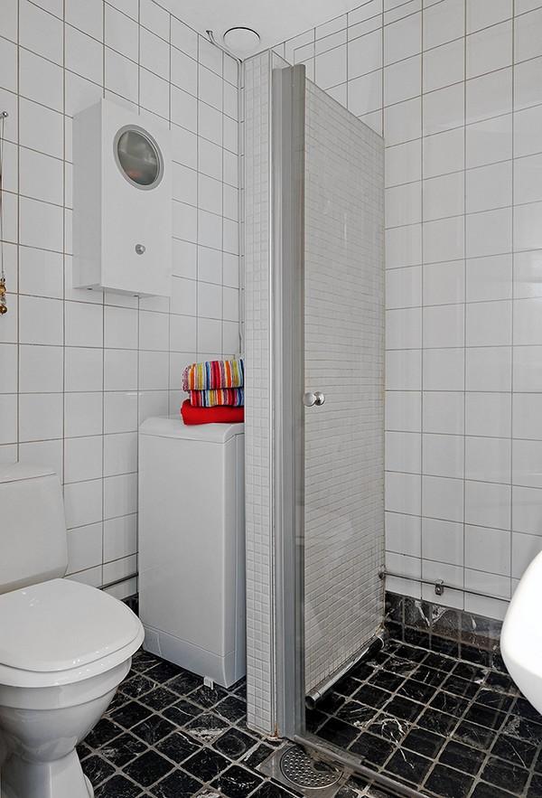 ตกแต่งห้องน้ำขนาดเล็ก ภายใน คอนโดมิเนียม