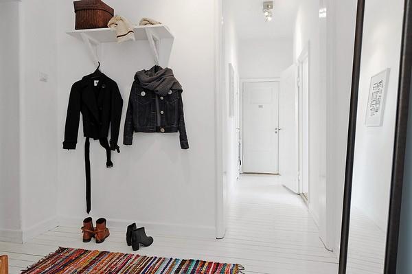 ตู้แขวนเสื้อผ้า ตกแต่งภายใน Condominium