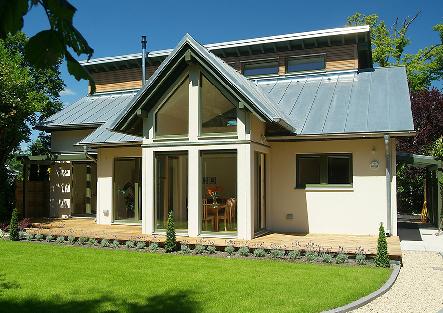 for Self build homes designs