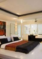 แบบห้องนอนสวยๆ สไตล์โรงแรม รีสอร์ท