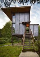 แบบบ้านยกพื้นสูง โครงสร้างเหล็ก น้ำไม่ท่วม