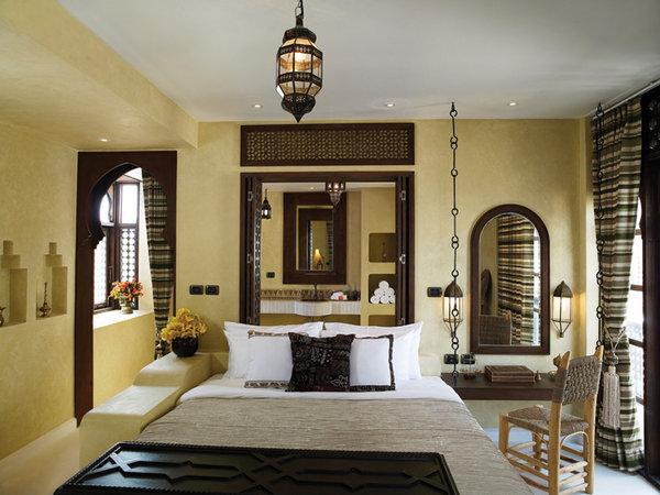 Villa Maroc  Bedroom Pantip