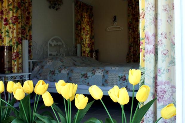 bedroom belmont villag khao yai