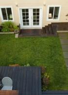 แบบบ้านสไตล์ Contemporary ในพื้นที่สวนหย่อมเล็กๆ