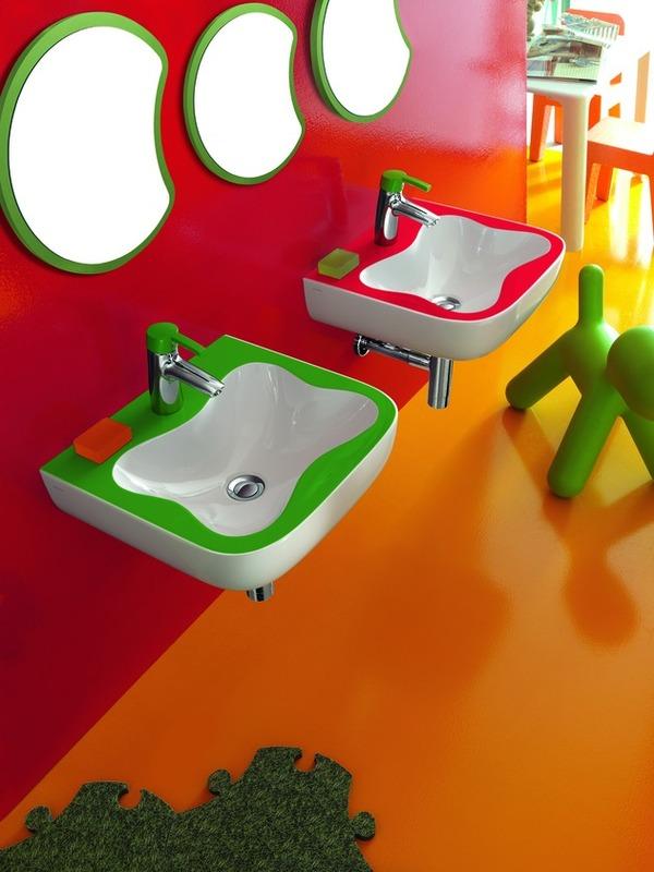 แบบห้องน้ำแฟนซี เอาใจเจ้าตัวเล็ก