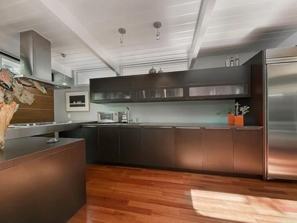 ชุดเคาน์เตอร์ ภายในห้องครัว สไตล์ Contemporary