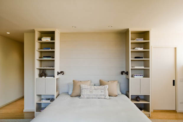 แบบห้องนอนแสนสบาย ในบ้านอันร่มเย็น