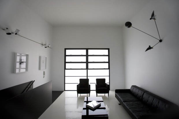 แบบห้องประชุม Home Office สไตล์ โมเดิร์น
