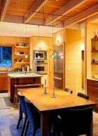 ชุด โต๊ะ เก้าอี้ ไม้ ตกแต่งห้องกินข้าว รับประทานอาหาร